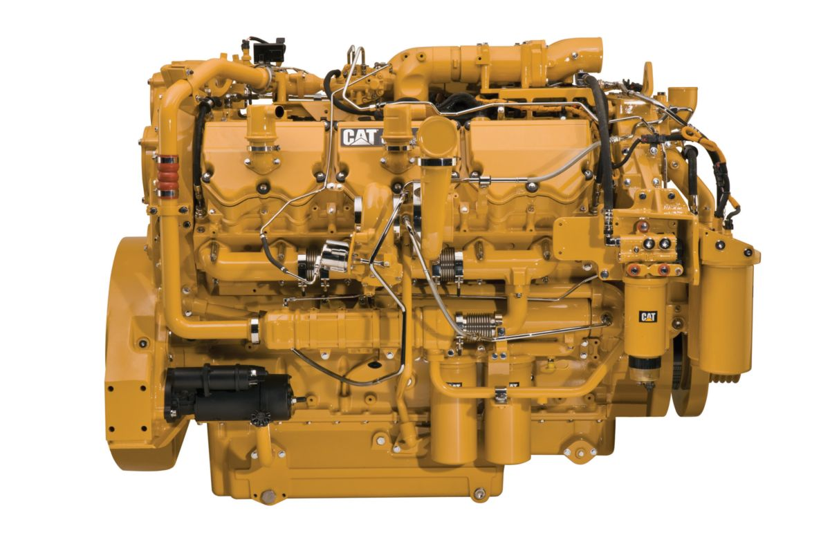 Acert C15 Cat Industrial Engine Acert Free Engine Image