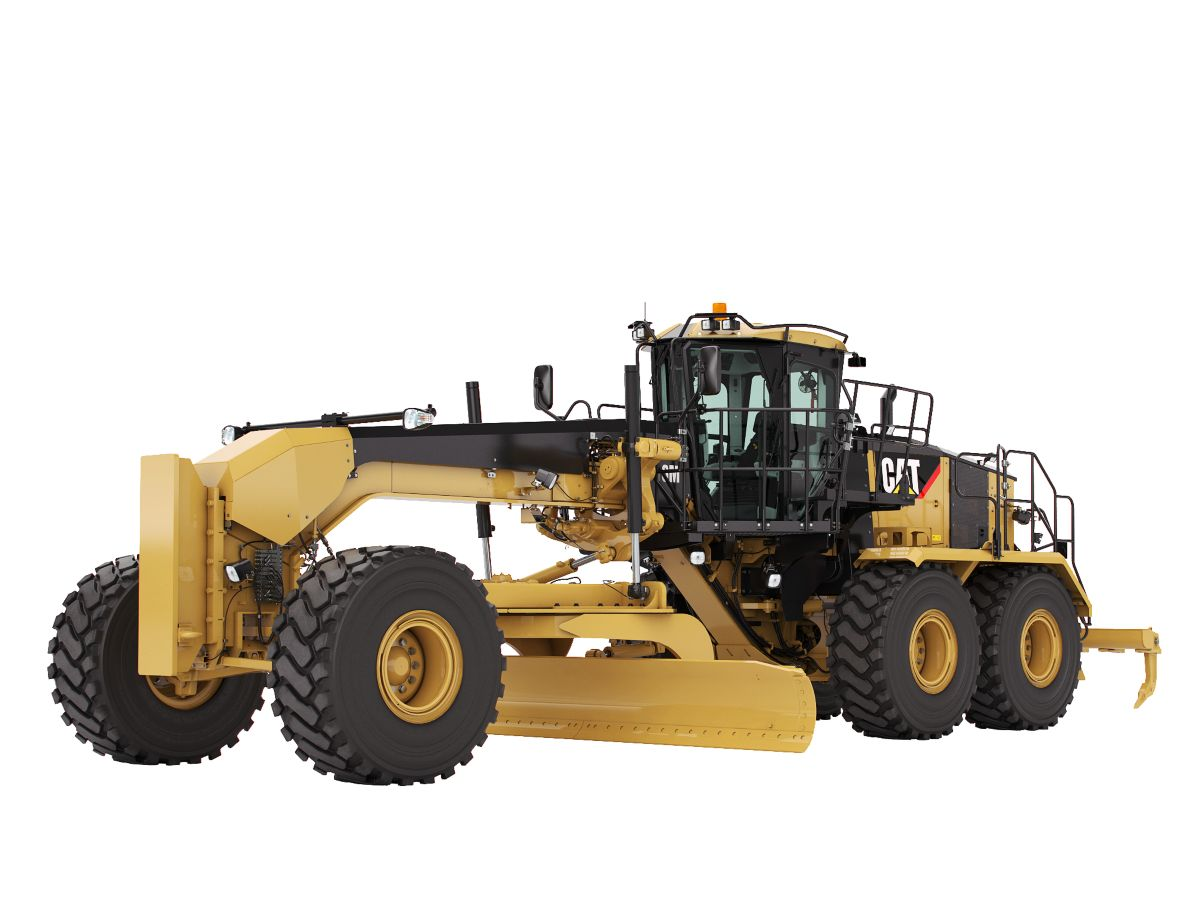Cat 14h Grader Dimensions Crafts