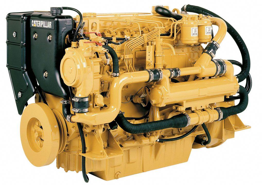 machine engines