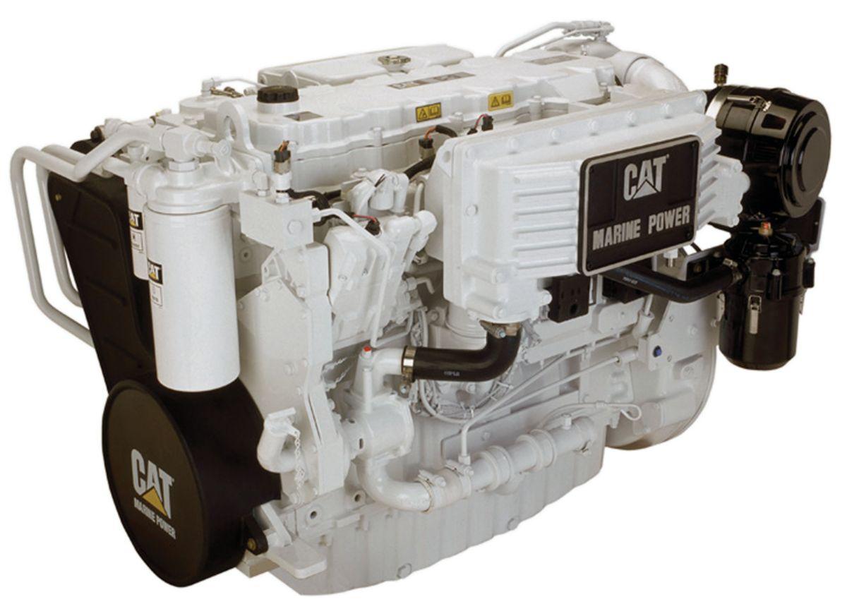 C7 Caterpillar Engine Marine C7 Free Engine Image For